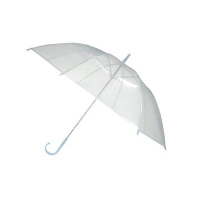 ビニール傘透明