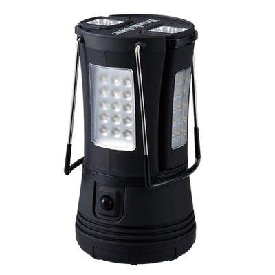 LEDセパレートランタン/ブラック
