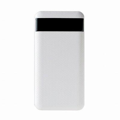 急速充電対応モバイルバッテリー10000mAh PD対応/ホワイト