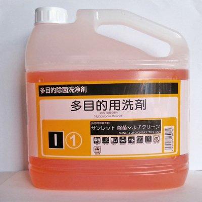 サンレット除菌マルチクリーン4.5kg