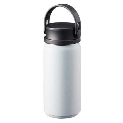 MOTTERUサーモハンドルスタイルボトル 350ml/ホワイト