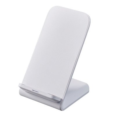 スタンドワイヤレス充電器 10W/ホワイト