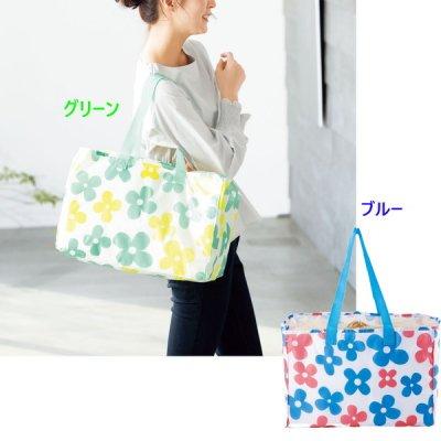 ことはな・花柄お買い物バッグ 1個
