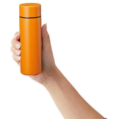 ポケットサーモボトル 130ml オレンジ