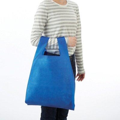 折りたたみ式エコバッグ(不織布)