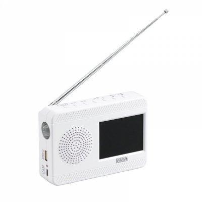 <img class='new_mark_img1' src='https://img.shop-pro.jp/img/new/icons11.gif' style='border:none;display:inline;margin:0px;padding:0px;width:auto;' />3.2インチ手回し充電ワンセグテレビ