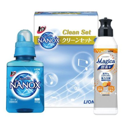 <img class='new_mark_img1' src='https://img.shop-pro.jp/img/new/icons11.gif' style='border:none;display:inline;margin:0px;padding:0px;width:auto;' />【国産】トップNANOXクリーン2点セット