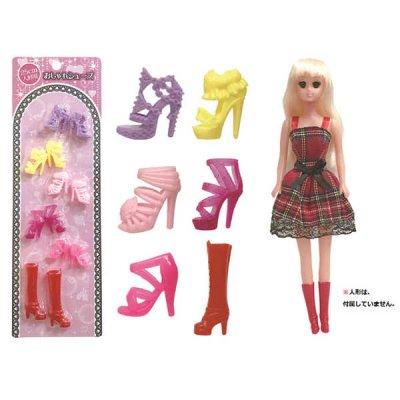 28cm人形用おしゃれシューズ