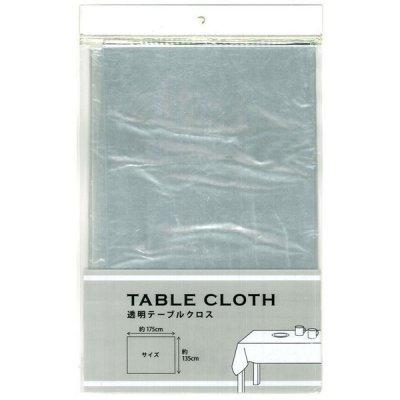 テーブルクロス 透明 長方形