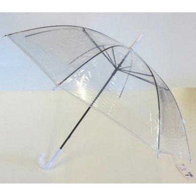 ビニール傘(透明)