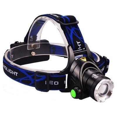 LEDズームヘッドライト