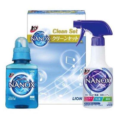 トップNANOXクリーンセット LNC−10F