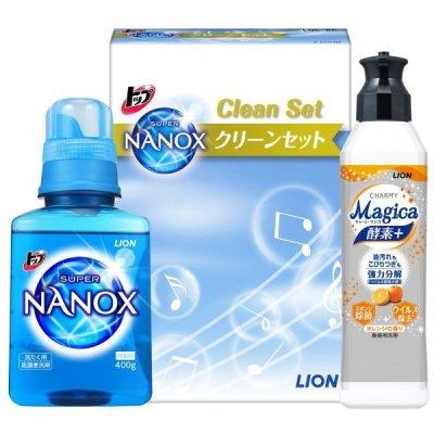 トップNANOXクリーンセット LNC−8F