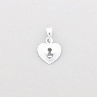 キーホール<br/>ペンダントトップ<br/>【Silverbell Collection】