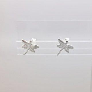 とんぼ<br/>スタッドピアス<br/>【Silverbell Collection】