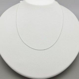 ネックレスチェーン<br>40cm<br>【Silverbell Collection】