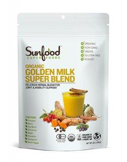 ORGANIC GOLDEN MILK SUPER BLEND/オーガニック ゴールデンミルク スーパーブレンド
