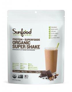 ORGANIC SUPER SHAKE CHOCOLATE/オーガニック スーパーシェイク(チョコレート)