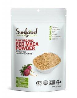 RED MACA POWDER/オーガニック レッドマカ パウダー