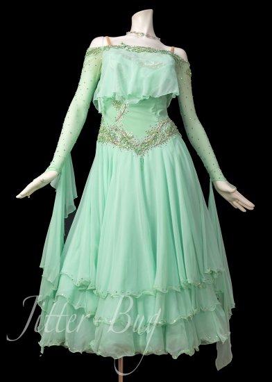 中古ドレス018 (着用3回)