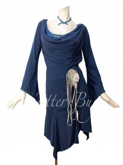 中古ドレス019 (着用2回)