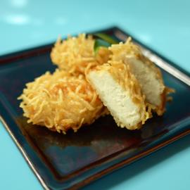 白身魚と豆腐のしゅうまい
