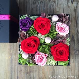 Preserved flower Box(M)