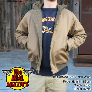 <img class='new_mark_img1' src='https://img.shop-pro.jp/img/new/icons58.gif' style='border:none;display:inline;margin:0px;padding:0px;width:auto;' />JACKET, COMBAT, WINTER REAL McCOY MFG. CO. タンカース