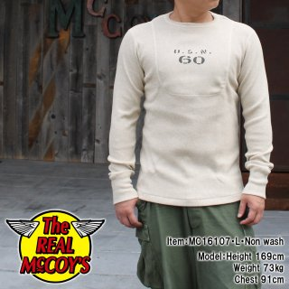 <img class='new_mark_img1' src='http://www.realmccoys-nagoya.co.jp/img/new/icons15.gif' style='border:none;display:inline;margin:0px;padding:0px;width:auto;' />USN UNDERSHIRT, WINTER N-1 / U.S.N.60 ������������