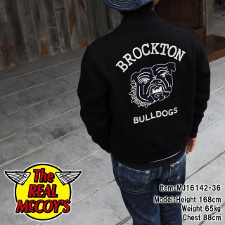 <img class='new_mark_img1' src='//img.shop-pro.jp/img/new/icons15.gif' style='border:none;display:inline;margin:0px;padding:0px;width:auto;' />WOOL ATHLETIC JACKET / BULLDOGS ウォームジャケット