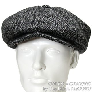 <img class='new_mark_img1' src='https://img.shop-pro.jp/img/new/icons15.gif' style='border:none;display:inline;margin:0px;padding:0px;width:auto;' />HARRIS TWEED CASQUETTE ハリスツイードキャスケット