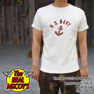 <img class='new_mark_img1' src='//img.shop-pro.jp/img/new/icons15.gif' style='border:none;display:inline;margin:0px;padding:0px;width:auto;' />ATHLETIC RIB TEE / U.S.NAVY Tシャツ