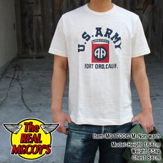 AMERICAN ATHLETIC TEE / AIRBORNE Tシャツ