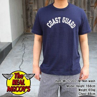 <img class='new_mark_img1' src='//img.shop-pro.jp/img/new/icons15.gif' style='border:none;display:inline;margin:0px;padding:0px;width:auto;' />AMERICAN ATHLETIC TEE / COAST GUARD Tシャツ