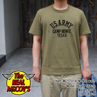 <img class='new_mark_img1' src='//img.shop-pro.jp/img/new/icons15.gif' style='border:none;display:inline;margin:0px;padding:0px;width:auto;' />MILITARY TEE / CAMP BOWIE Tシャツ