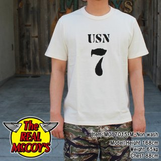 <img class='new_mark_img1' src='//img.shop-pro.jp/img/new/icons15.gif' style='border:none;display:inline;margin:0px;padding:0px;width:auto;' />MILITARY TEE / U.S.N.7 Tシャツ