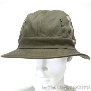 <img class='new_mark_img1' src='//img.shop-pro.jp/img/new/icons15.gif' style='border:none;display:inline;margin:0px;padding:0px;width:auto;' />ARMY HBT BUCKET HAT / PW ヘリンボーン・ツイルアーミーハット