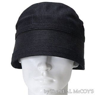 <img class='new_mark_img1' src='//img.shop-pro.jp/img/new/icons15.gif' style='border:none;display:inline;margin:0px;padding:0px;width:auto;' />U.S. NAVY DENIM DIXIE CUP HAT WW I デニムセイラーハット