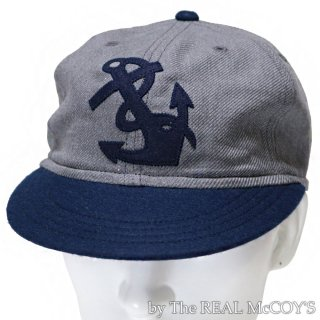 <img class='new_mark_img1' src='//img.shop-pro.jp/img/new/icons15.gif' style='border:none;display:inline;margin:0px;padding:0px;width:auto;' />MILITARY BASEBALL CAP / USN ANCHOR ベースボールキャップ