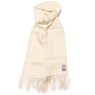 <img class='new_mark_img1' src='//img.shop-pro.jp/img/new/icons15.gif' style='border:none;display:inline;margin:0px;padding:0px;width:auto;' />WHITE AVIATOR SCARF スカーフ