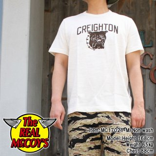 <img class='new_mark_img1' src='//img.shop-pro.jp/img/new/icons15.gif' style='border:none;display:inline;margin:0px;padding:0px;width:auto;' />ATHLETIC T-SHIRT / CREIGHTON Tシャツ