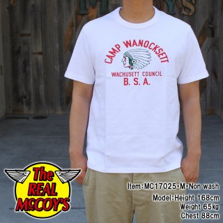 <img class='new_mark_img1' src='//img.shop-pro.jp/img/new/icons15.gif' style='border:none;display:inline;margin:0px;padding:0px;width:auto;' />JOE McCOY TEE / B.S.A. Tシャツ
