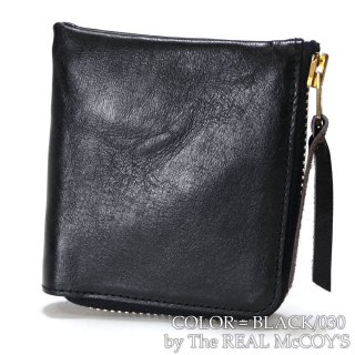 <img class='new_mark_img1' src='//img.shop-pro.jp/img/new/icons15.gif' style='border:none;display:inline;margin:0px;padding:0px;width:auto;' />McCOY'S HORSEHIDE WALLET ウォレット
