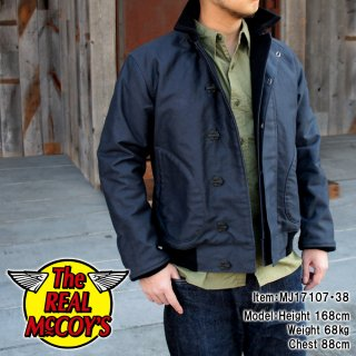<img class='new_mark_img1' src='https://img.shop-pro.jp/img/new/icons15.gif' style='border:none;display:inline;margin:0px;padding:0px;width:auto;' />BLUE COLD WEATHER JACKET ウェザージャケット DECK HOOK デッキフック デッキジャケット