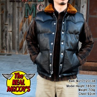 <img class='new_mark_img1' src='https://img.shop-pro.jp/img/new/icons15.gif' style='border:none;display:inline;margin:0px;padding:0px;width:auto;' />MOUTON COLLAR HORSEHIDE DOWN VEST ホースハイドダウンベスト