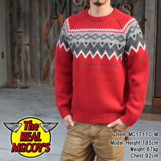 <img class='new_mark_img1' src='https://img.shop-pro.jp/img/new/icons15.gif' style='border:none;display:inline;margin:0px;padding:0px;width:auto;' />NORDIC SWEATER ノルディックセーター