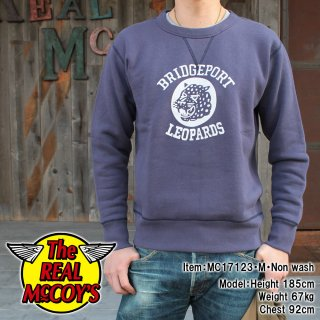 <img class='new_mark_img1' src='//img.shop-pro.jp/img/new/icons15.gif' style='border:none;display:inline;margin:0px;padding:0px;width:auto;' />LOOP WHEEL SWEATSHIRT / LEOPARDS スウェットシャツ