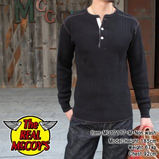 <img class='new_mark_img1' src='//img.shop-pro.jp/img/new/icons15.gif' style='border:none;display:inline;margin:0px;padding:0px;width:auto;' />WAFFLE HENLEY SHIRT L/S ワッフルヘンリーシャツ