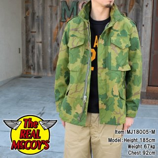 <img class='new_mark_img1' src='https://img.shop-pro.jp/img/new/icons30.gif' style='border:none;display:inline;margin:0px;padding:0px;width:auto;' />M-65 FIELD JACKET / MITCHELL CAMOFLAUGE フィールドジャケット
