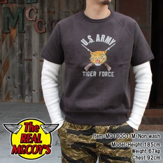 <img class='new_mark_img1' src='//img.shop-pro.jp/img/new/icons15.gif' style='border:none;display:inline;margin:0px;padding:0px;width:auto;' />MILITARY SWEATSHIRT TIGER FORCE S/S スウェットシャツ